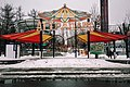 Moscow, VDNKh, amusement ride alley in snow (25814469870).jpg