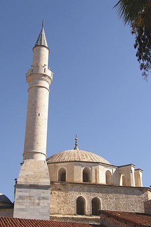 Mosquée Kaleiçi, Kuşadası (Turquie)