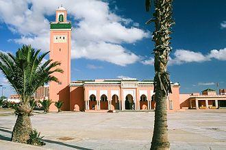 Laayoune - Image: Mosque moulay abd el aziz laayoune
