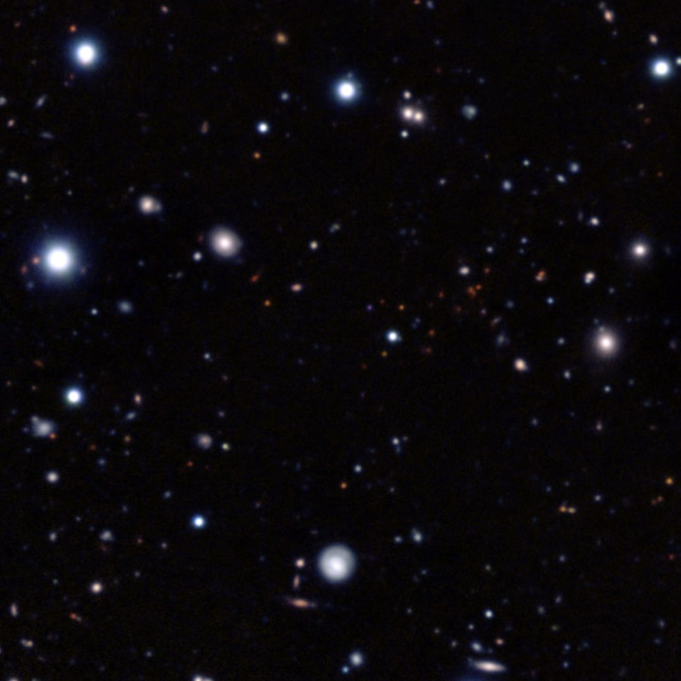 Most remote mature cluster
