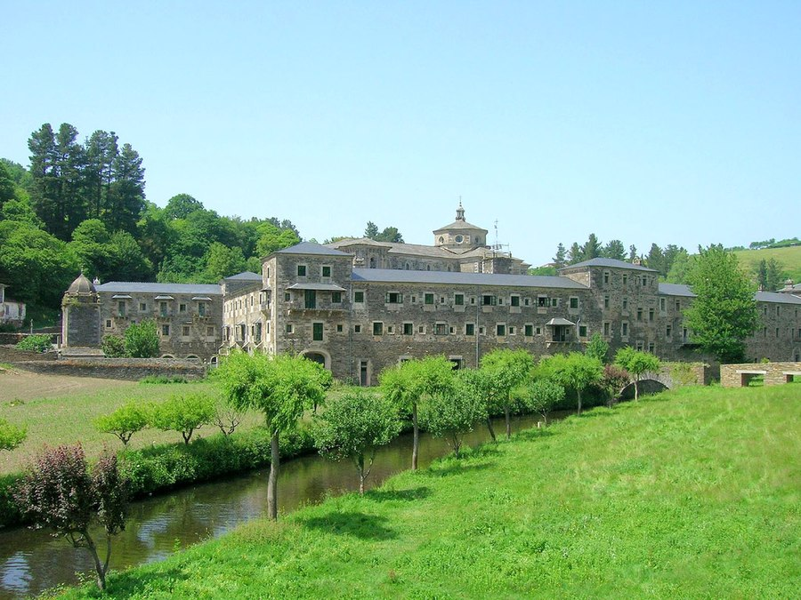 Monastery of San Xulián de Samos