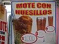Mote Con Huesillos - Chilean national peach drink - Santiago, Chile (5277478397).jpg