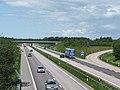 Motorvägen som går genom Skottorp 2006.jpg