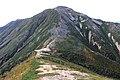 Mount Jonen from Mount Yokotoshi (2017-09-22).jpg