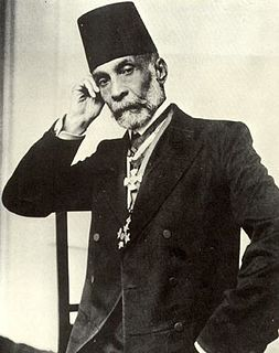 Musa al-Husayni Palestinian politician, mayor of Jerusalem and head of the Executive Committee of the Palestine Arab Congress (1853–1934)