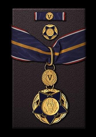 Public Safety Officer Medal of Valor - Image: Mov hi res
