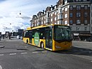 Movia bus line 3A at Trianglen 02.JPG