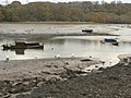 Mud flats at Tamerton Lake, Ernesettle, Plymouth - geograph.org.uk - 850722.jpg
