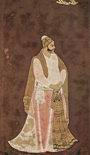 Qutb Shahi dynasty - Muhammad Quli Qutb Shah.