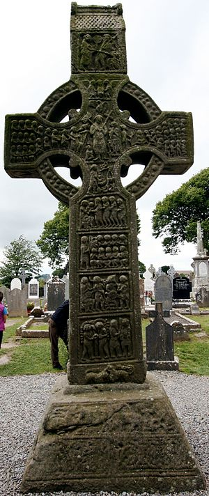 Muiredach's High Cross - East face