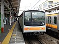 Musashino at Toyoda Station.jpg