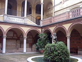 The Archeological Civic Museum (MCA) of Bologna