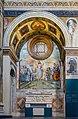 Museo di Santa Giulia Coro delle Monache Resurrezione Paolo da Caylina Brescia.jpg