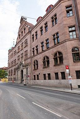 Weintraubengasse in Nürnberg
