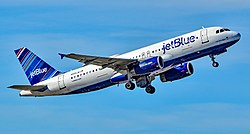 N585JB JetBlue Airways 2004 Airbus A320-232 - cn 2159 (2017).jpg