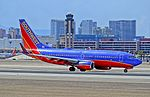 N799SW Southwest Airlines Boeing 737-7Q8 (cn 28209-14) (9296520693) (2).jpg