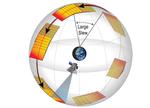 NASA space telescope SPHEREx.survey.globe2.CSR.png