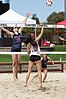 NCAA beach volleyball match at Stanford in 2017 (32617701283).jpg