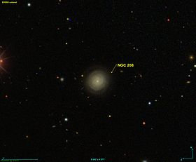Image illustrative de l'article NGC 208