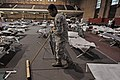NJ Guardsmen provide shelter to Jersey City residents (Image 1 of 5) (8167238114).jpg
