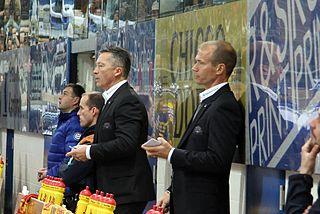 Harold Kreis German ice hockey player