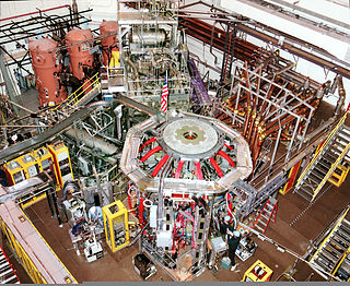 National Spherical Torus Experiment magnetic fusion device at Princeton Plasma Physics Laboratory (1999-present)