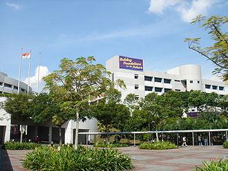 Nanyang Polytechnic - Campus