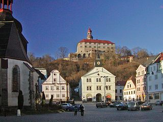 Náchod District District in Hradec Králové, Czech Republic