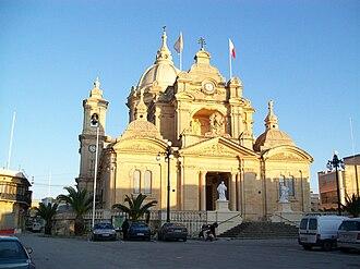Nadur - Nadur Basilica