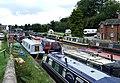 Nantwich Basin, Shropshire Union Canal, Cheshire - geograph.org.uk - 578463.jpg
