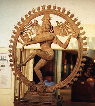 Hinduism in the Philippines - Statue depicting Shiva as Nataraja.
