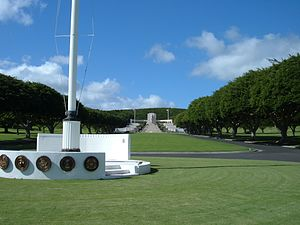National Memorial Cemetery of the Pacific - National Memorial Cemetery of the Pacific.