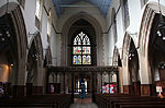 Nave, facing West, St Mark's Church, Leamington Spa.jpg