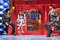 Navjot Singh Siddhu, Shibani Dandekar, Gaurav Kapoor on DLF IPL Extraaa Innings show (1).jpg
