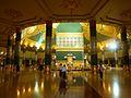 Naypyidaw -- Uppatasanti Pagoda interior.JPG