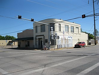 Needville, Texas - Image: Needville TX Kanak Law Building