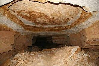 Odessa Catacombs - Image: Nerubayskoe 03