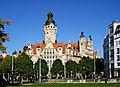 Neues Rathaus Leipzig - Architekt, Hugo Licht - panoramio.jpg