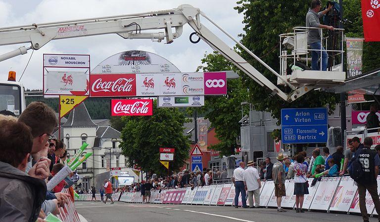 Neufchâteau - Tour de Wallonie, étape 3, 28 juillet 2014, arrivée (C28).JPG