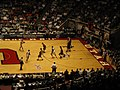 Nevada Wolf Pack vs. Montana Grizzlies, First Round, NCAA Men's Basketball Tournament, Huntsman Center, University of Utah, Salt Lake City, Utah (114272267).jpg