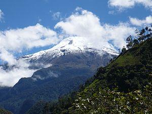 Nevado del Tolima - Image: Nevado del Tolima (2790397979)
