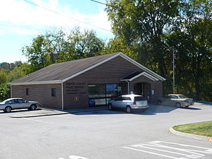 New Market, Tennessee - New Market Post Office