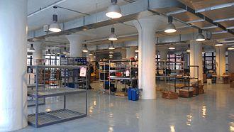 Adafruit Industries - Image: New Adafruit office moving in (8089978082)