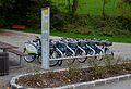 Nextbike Seehof - Parkplatz, Lunz am See.JPG