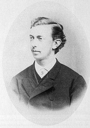 Nicholas Alexandrovich, Tsesarevich of Russia - Nicholas Alexandrovich c 1864