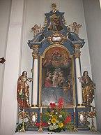 Niederau,_Kath._Pfarrkirche_hl._Sixtus,linker_Seitenaltar.JPG