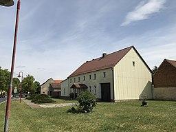 Dorfstraße in Teltow