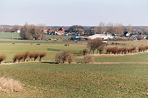 Niehagen (Ahrenshoop), view to the village.jpg