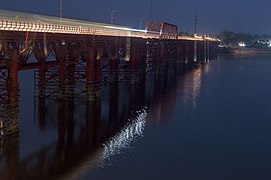 Night View of Kalurghat Bridge.jpg