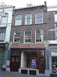 Nijmegen Rijksmonument 522991 Kannenmarkt 6,8.JPG